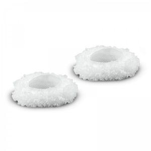 Комплект микрофибърни калъфи за голяма кръгла четка
