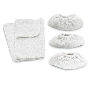 Комплект микрофибърни кърпи