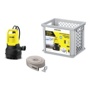 Потопяема помпа за мръсна вода KARCHER SP 5 Dirt Starterbox