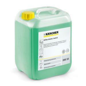 Активен почистващ препарат KARCHER RM 55 ASF – 10 l