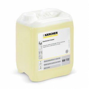Дезинфектиращ препарат KARCHER RM 732 – 5 l
