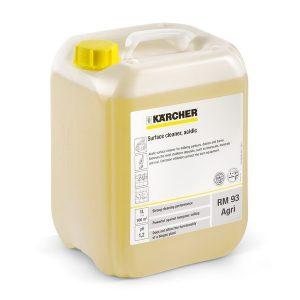 Почистващ препарат за повърхности RM 93 Agri – 10 l